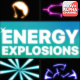 Energy Explosions | Motion Graphics - VideoHive Item for Sale