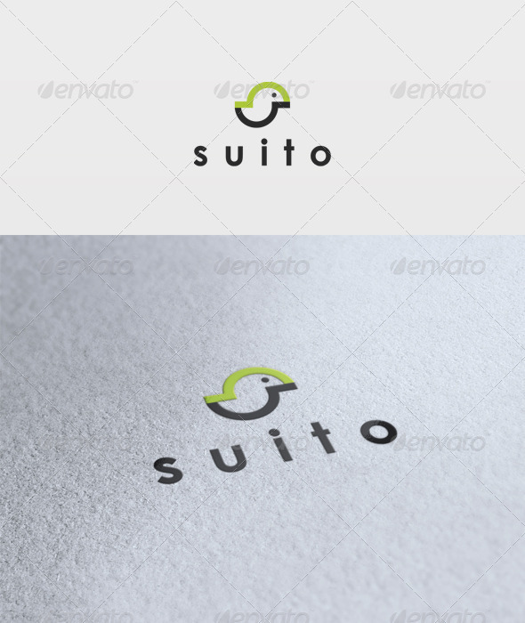 Suito Logo - Vector Abstract