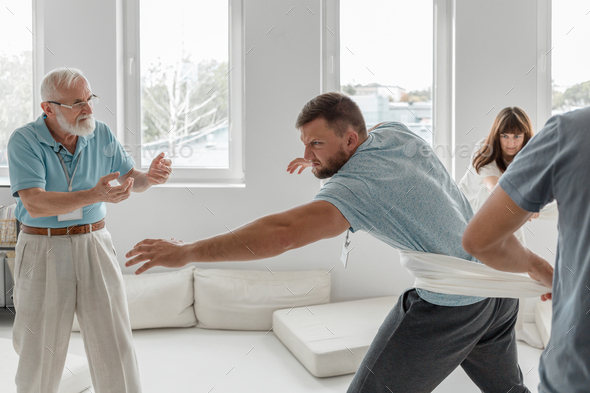Releasing the anger - Stock Photo - Images