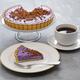 homemade ube pie topped with latik, Filipino dessert - PhotoDune Item for Sale
