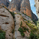 Rocky cliffs close to Vadiello reservoir in Guara Natural Park, Huesca, Spain - PhotoDune Item for Sale