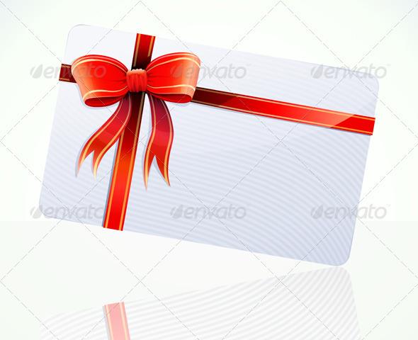 Gift card - Seasons/Holidays Conceptual