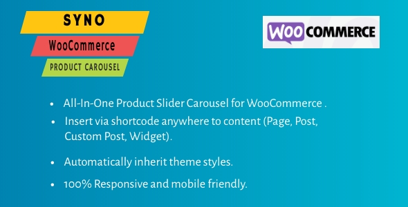 SYNO WooCommerce Product Carousel