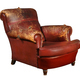 Old armchair of red color - PhotoDune Item for Sale