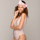 Smiling pin up woman in retro swimwear and headband - PhotoDune Item for Sale