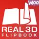 WooCommerce Real3D Flipbook Addon