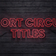 Neon Short Circuit Titles - VideoHive Item for Sale