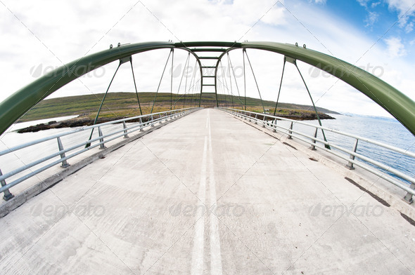 road bridge - Stock Photo - Images