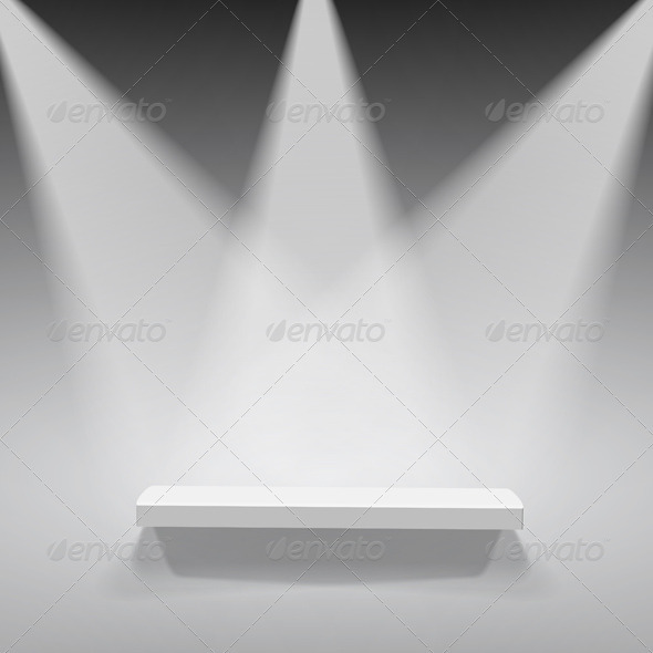 Spotlight background - Miscellaneous Characters