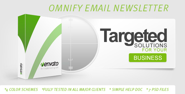 Omnify - Universal Email Newsletter