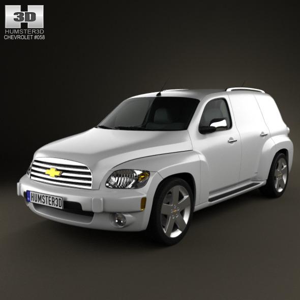 chevy hhr panel van for sale