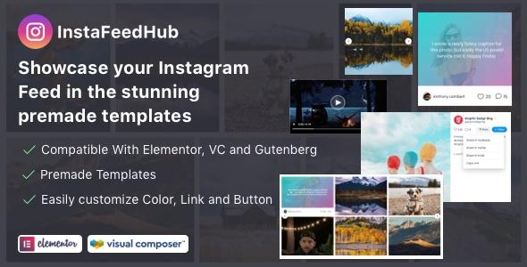 Instafeed Hub - WordPress Instagram Gallery