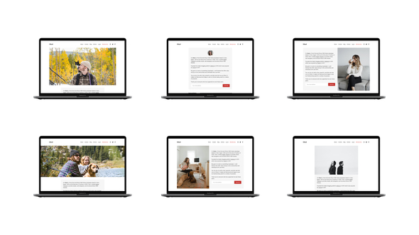 Ubud - A Newsletter-Integrated and Personal Ghost 4.0 Theme