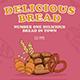 Bread Bakery Flyer