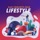 Lifestyle - Flat Concept - VideoHive Item for Sale