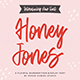 Honey Jones - Fun Handwritten Font