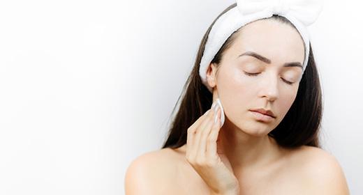 Face treatment beauty