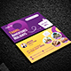 Travel Agency Business Card Bundle 2 in 1 - 1