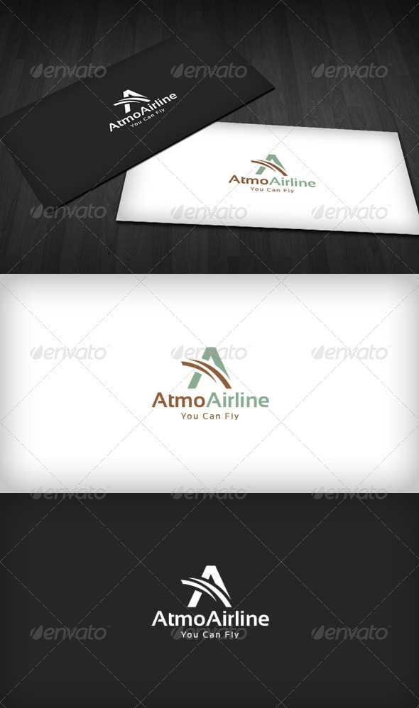 Letter 'A' Logo - Letters Logo Templates