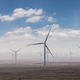 wind farm on western wilderness - PhotoDune Item for Sale