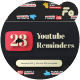 Youtube Subscribe Reminder - VideoHive Item for Sale