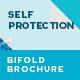 Self Protection Bifold Brochure