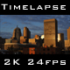 Downtown Morning Timelapse 2K - VideoHive Item for Sale
