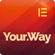 YourWay   Multi-Concept Blog WordPress Theme