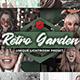 Lightroom Preset - Collection - Retro Garden