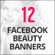 12 Facebook Beauty Banners