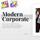 Modern Corporate - Clean Promo // Final Cut Pro X - VideoHive Item for Sale