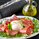 Antipasto with prosciutto and mozzarella - PhotoDune Item for Sale