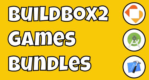 Buildbox2 Games Bundles