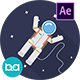 Space Animation Icons | After Effects - VideoHive Item for Sale