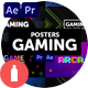 Posters Gaming - VideoHive Item for Sale