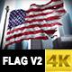 Flag Mock Up V2 - VideoHive Item for Sale