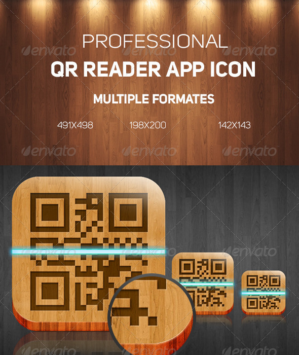 QR Code Reader  - Software Icons