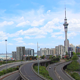Highway Traffic In Auckland - VideoHive Item for Sale