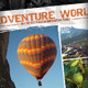 Adventure World Travel Company Poster  - GraphicRiver Item for Sale