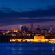 Skyscrapers of Istanbul at night - PhotoDune Item for Sale