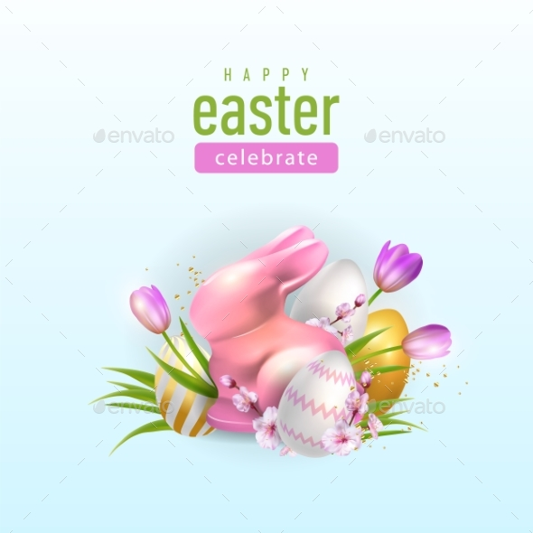 Background of the Easter Holiday