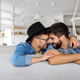 Happy homosexual male couple spending time together - PhotoDune Item for Sale