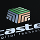 Castec Technologies Logo Design - GraphicRiver Item for Sale
