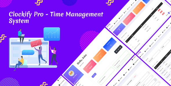 Download Clockify Pro – Time Management system Free Nulled