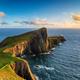 Nesit Point lighthouse in the evening light - PhotoDune Item for Sale