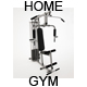 Home Gym - 3DOcean Item for Sale