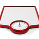 Red analog weight scale - PhotoDune Item for Sale