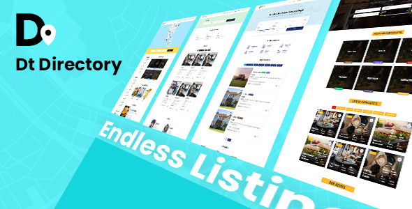 Download DT – Directory WordPress Plugin Free Nulled