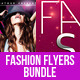 Fashion Fiesta Flyers Bundle - GraphicRiver Item for Sale