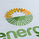Clean Energy Logo Design - GraphicRiver Item for Sale